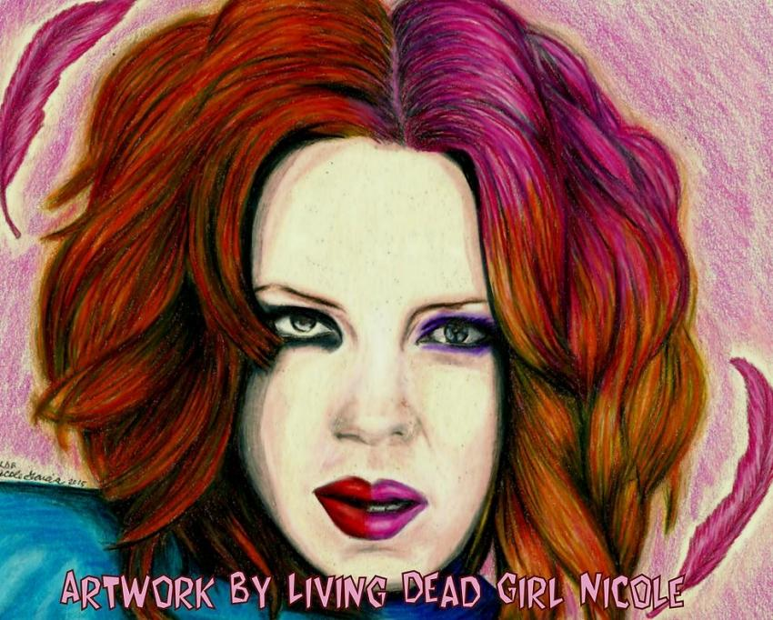 Shirley Manson by livingdeadgirlnicole